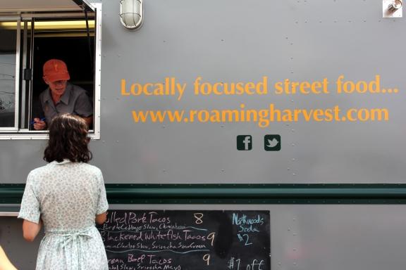 Locally Focused Street Food