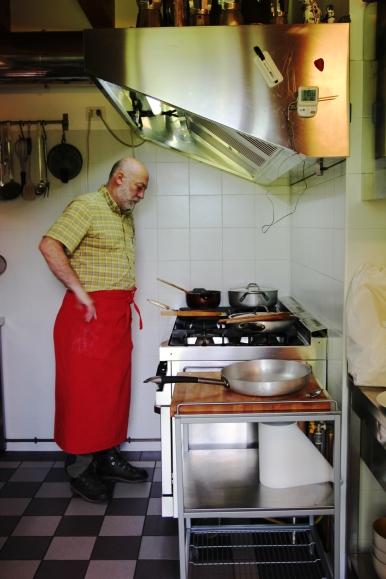 kitchen, cooking, chef
